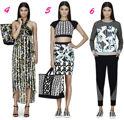 Peter Pilotto for Target collection