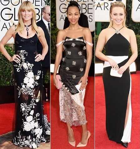 Golden Globes 2014: Worst Dressed