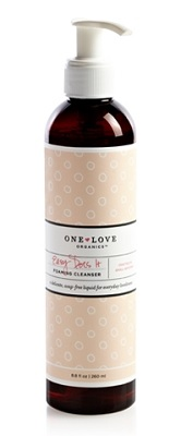 One Love Organics 'Easy Does It' Foaming Cleanser, $29, oneloveorganics.com