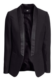 Dinner Jacket, $15 (marked down from $34.95), hm.com