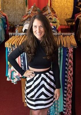 Katherine Glorioso Dress, founder and owner, Gossip on 23rd (Photo: Courtesy of Katherine Glorioso Dress)