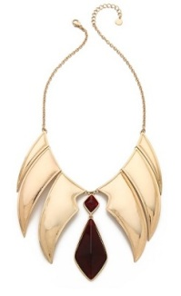 Rose Pierre Chandelier Collar Necklace, $29, shopbop.com
