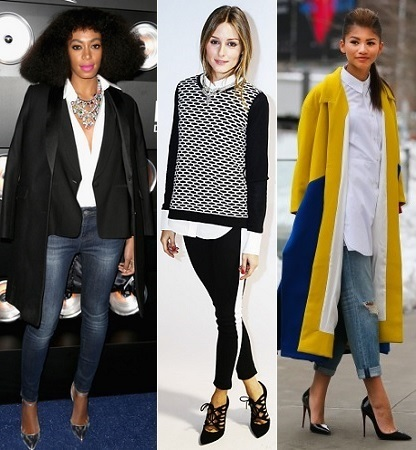 The Stylish Vote: Solange Knowles, Olivia Palermo, Zendaya Coleman