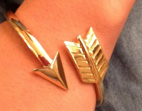 Brave Bracelet, $19, shopbich.com