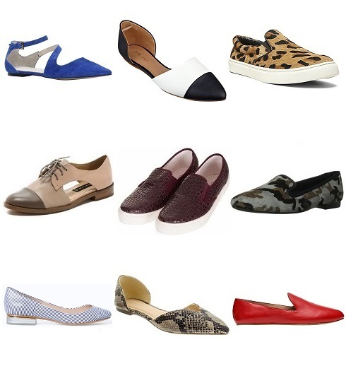 9 Pairs of Flats You'll Love