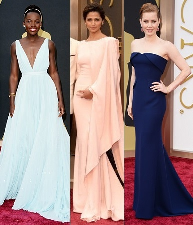 Oscars 2014: Best Dressed