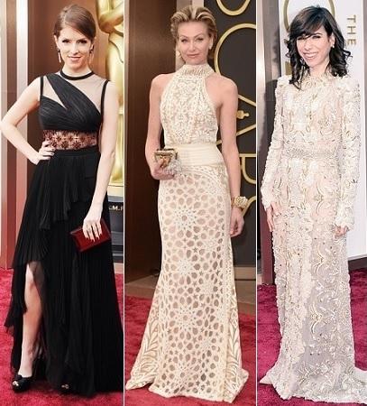 Oscars 2014: Worst Dressed