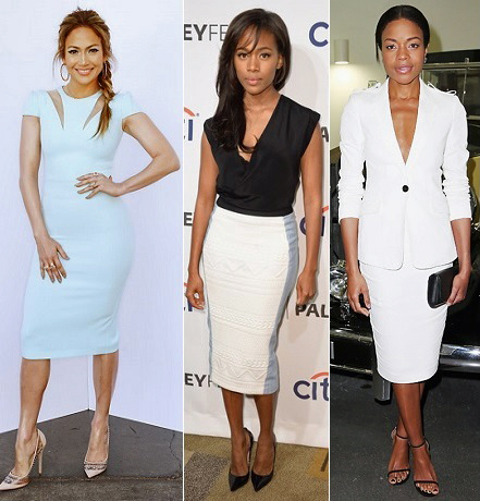The Stylish Vote: Jennifer Lopez, Nicole Beharie, Naomie Harris