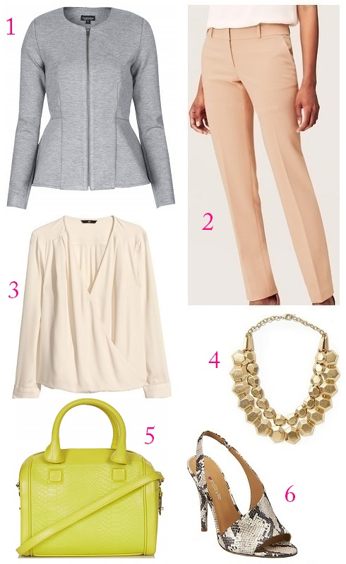 What to Wear . . . to Work