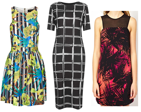 9 Printed Dresses You'll Love