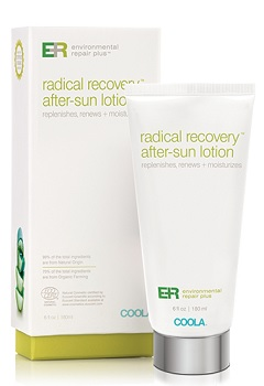 Coola Environmental Repair Plus Radical Recovery After-Sun Lotion, $32, coolasuncare.com