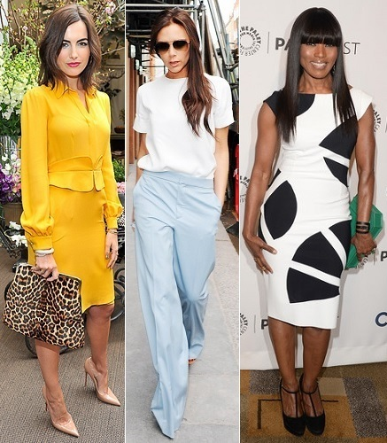The Stylish Vote: Camilla Belle, Victoria Beckham, Angela Bassett