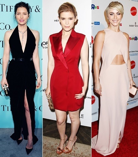 The Stylish Vote: Jessica Biel, Kate Mara, Julianne Hough