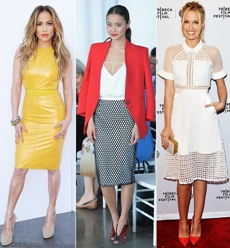 The Stylish Vote: Jennifer Lopez, Jamie Chung, Anna Camp