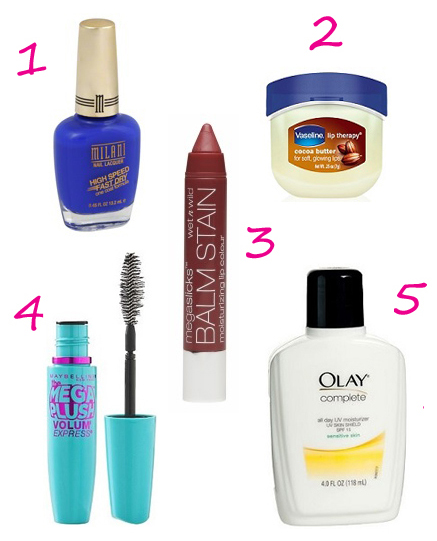 5 Drugstore Beauty Finds