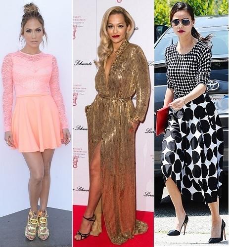 The Stylish Vote: Jennifer Lopez, Rita Ora, Jamie Chung