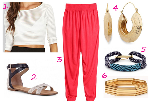 What to Wear . . . Memorial Day Cookout