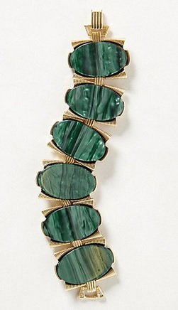 Rippling Bracelet, $29.95, anthropologie.com