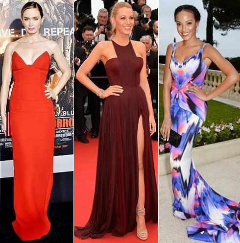 The Stylish Vote: Emily Blunt, Blake Lively, Selita Ebanks