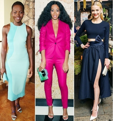 Who should be the Stylin' Chick of the Week?