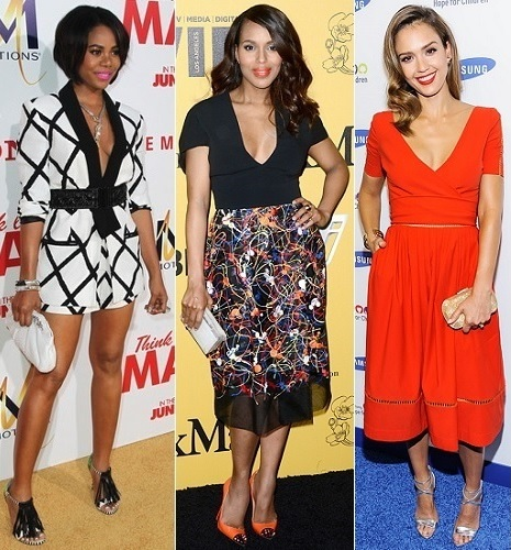 Vote for your favorite celebrity look!