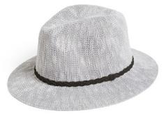 Panama Slub Knit Fedora, $20, nordstrom.com