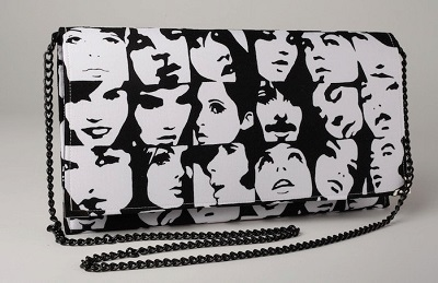 Cinema Clutch, $36.70, etsy.com