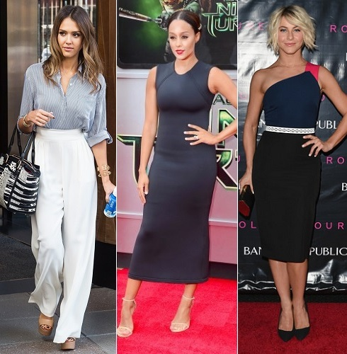 Vote for your favorite look now!