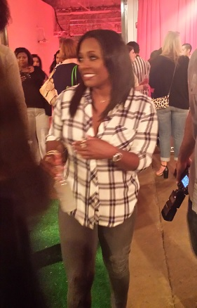 Actress Keshia Knight Pulliam hosted the event.