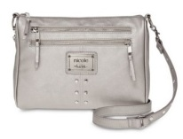 Nicole by Nicole Miller 'Austin' Crossbody Bag, $22.99, jcpenney.com