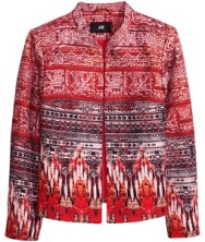 Cotton-blend Jacket, $30, hm.com
