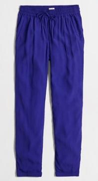 Pull-On Pant, $34.99, jcrewfactory.com