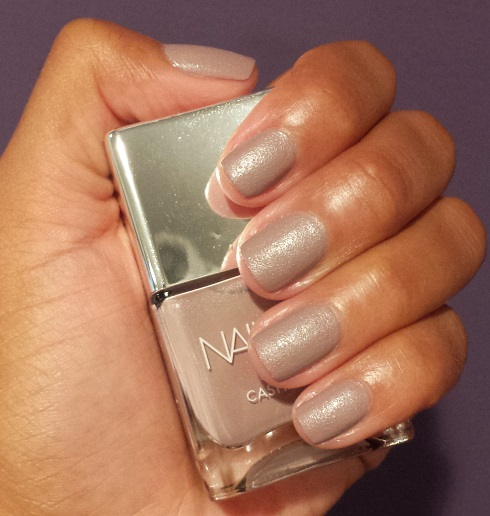 Nails Inc. 'Alexa Cashmere' polish, $15, sephora.com (Photo: Stylin' & Profilin')