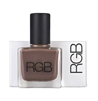 RGB Nail Color in Seal, $18, rgbcosmetics.com