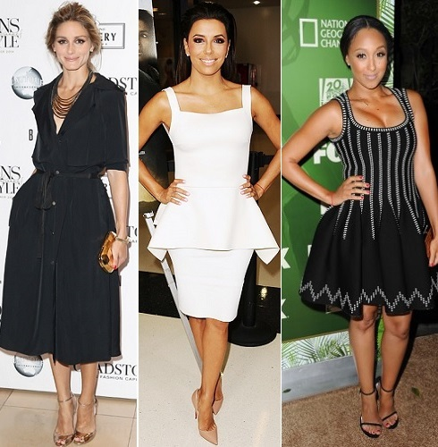 Vote for your favorite celebrity look.