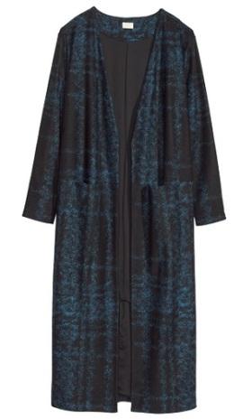 Felted Coat, $40, hm.com