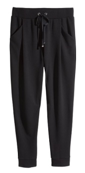 Sweatpants, $24.95, hm.com
