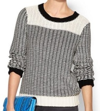 Sanctuary 24/7 Popover Sweater, $89, piperlime.com