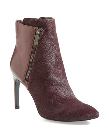 'Chantel' Asymmetrical Zip Bootie, $89.37, nordstrom.com