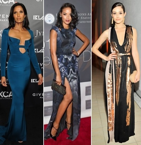 Vote for your favorite celebrity look now.