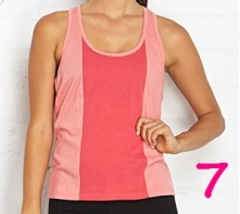 Colorblocked Racerback Tank, $8.80, forever21.com