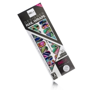 NCLA Afropolitan Designer Nail Wraps, $16