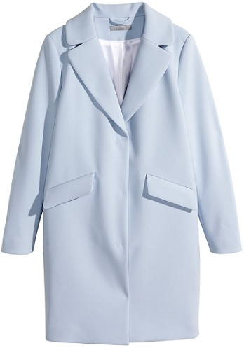 3/4-Length Coat, $79.95, hm.com