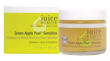 Juice Beauty Green Apple Peel™ Sensitive, $39 for 2oz, at Juice Beauty