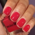 Mischo Beauty Luxury Nail Lacquer in Good Kisser, $18, mischobeauty.com