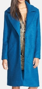 Glamorous Long Car Coat, $79.98, nordstrom.com