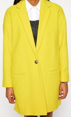 River Island Textured Coat, $151.60, asos.com