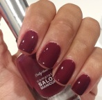 Sally Hansen Complete Salon Manicure in Ruby Do, $6.48, walmart.com