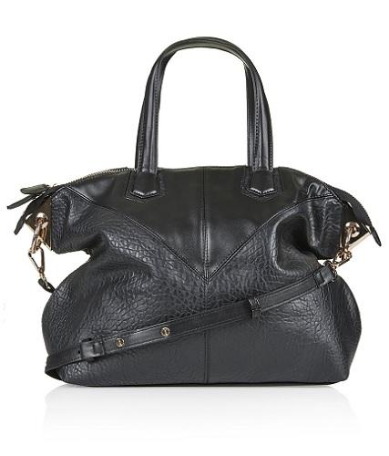 Merino Tote Bag, $75, topshop.com