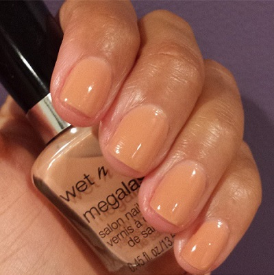 Wet 'N Wild Salon MegaLast Nail Lacquer in Private Viewing, $1.99, cvs.com